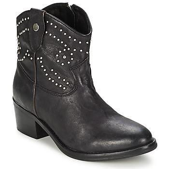 kengät Naiset Bootsit Koah ELISSA Musta