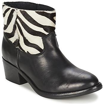 kengät Naiset Bootsit Koah ELEANOR Musta