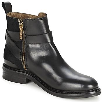 kengät Naiset Bootsit Koah LINSY MUSTA / MUSTA