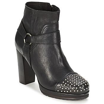 kengät Naiset Nilkkurit Koah BESSE Musta