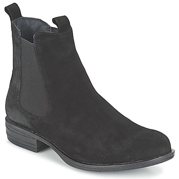 kengät Naiset Bootsit Casual Attitude FENDA Black
