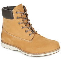 kengät Miehet Bootsit Casual Attitude GLORIL Yellow