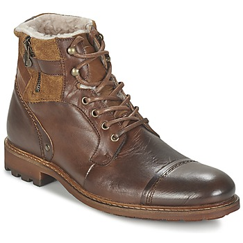 kengät Miehet Bootsit Casual Attitude FIRDAOUS Brown