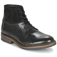 kengät Miehet Bootsit Casual Attitude FIZA Black