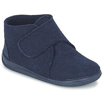 kengät Pojat Tossut Citrouille et Compagnie FELINDRA Blue