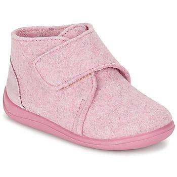 kengät Tytöt Tossut Citrouille et Compagnie FELINDRA Pink