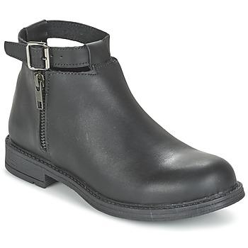 kengät Tytöt Bootsit Citrouille et Compagnie FRIZZY Black