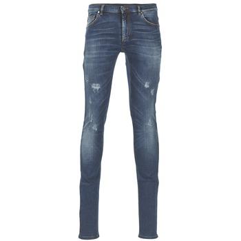 vaatteet Miehet Slim-farkut Versace Jeans ROUDFRAME Blue