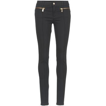 vaatteet Naiset 5-taskuiset housut Versace Jeans TOLKALA Black