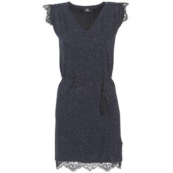 vaatteet Naiset Lyhyt mekko Le Temps des Cerises MANDALA Laivastonsininen