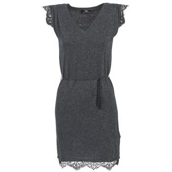 vaatteet Naiset Lyhyt mekko Le Temps des Cerises MANDALA Grey