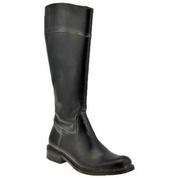 kengät Naiset Saappaat Dmn  Musta