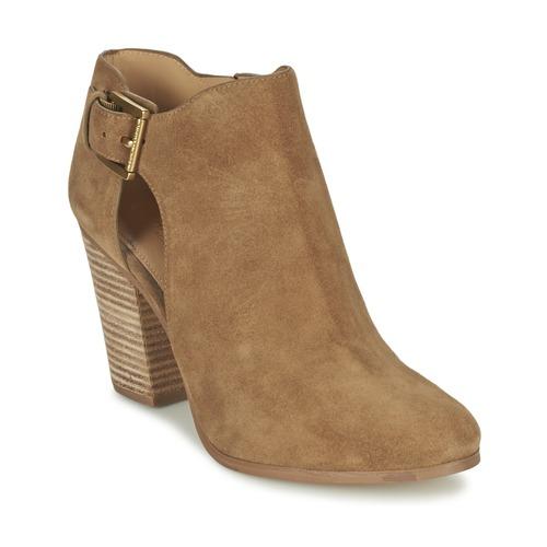 kengät Naiset Nilkkurit MICHAEL Michael Kors ADAMS Camel