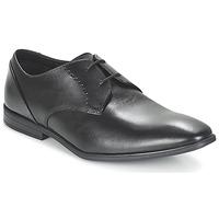 kengät Miehet Derby-kengät Clarks BAMPTON LACE Black