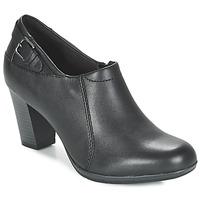 kengät Naiset Nilkkurit Clarks Brynn Harper Black