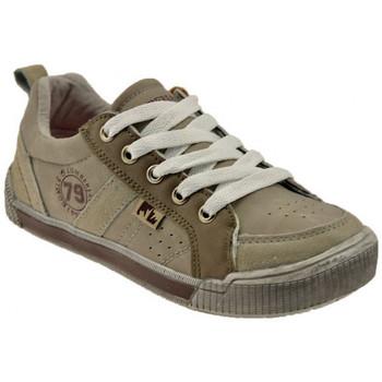 kengät Lapset Matalavartiset tennarit Lumberjack  Beige