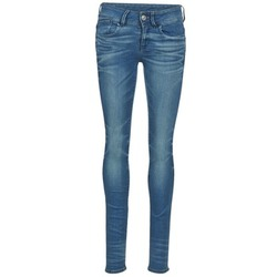 vaatteet Naiset Skinny-farkut G-Star Raw LYNN MID SKINNY Blue