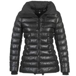 vaatteet Naiset Toppatakki G-Star Raw WHISTLER SLIM COAT Black