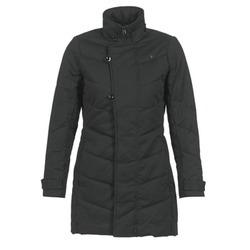 vaatteet Naiset Parkatakki G-Star Raw MINOR CLASSIC QLT COAT Black
