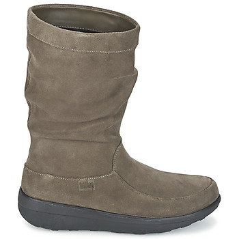 FitFlop LOAF SLOUCHY KNEE BOOT SUEDE