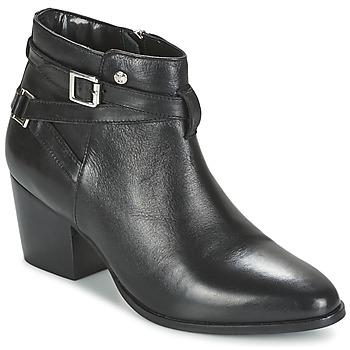 kengät Naiset Nilkkurit Elle PEREIRE Black