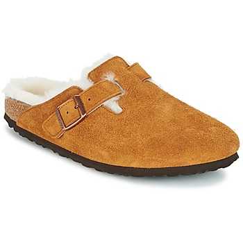 kengät Puukengät Birkenstock BOSTON Brown