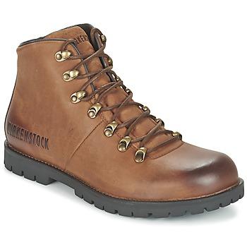 kengät Miehet Bootsit Birkenstock HANCOCK MEN Pähkinä