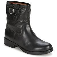 kengät Naiset Bootsit Espace ONAGRE Black