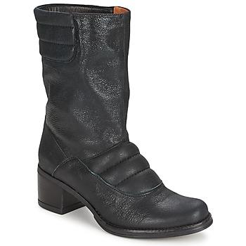 kengät Naiset Nilkkurit Espace DORPIN Black