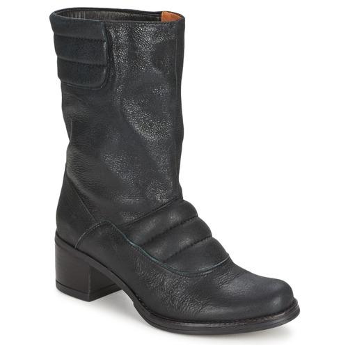 kengät Naiset Bootsit Espace DORPIN Black