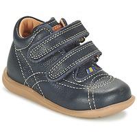 kengät Pojat Bootsit Kavat VANSBRO EP Blue