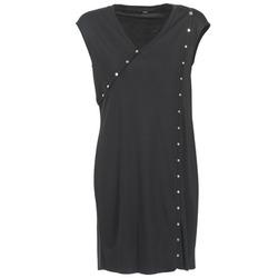 vaatteet Naiset Lyhyt mekko Diesel D ANI Black