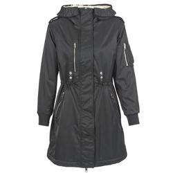 vaatteet Naiset Parkatakki Diesel W RAIKA Black