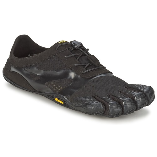 kengät Miehet Juoksukengät / Trail-kengät Vibram Fivefingers KSO EVO Black