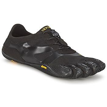 kengät Naiset Juoksukengät / Trail-kengät Vibram Fivefingers KSO EVO Black