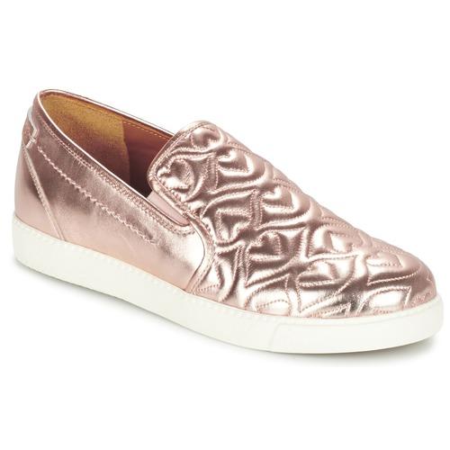 kengät Naiset Tennarit See by Chloé SB27144 Vaaleanpunainen / Kulta