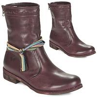 kengät Naiset Bootsit Felmini BERTHA Bordeaux