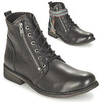 kengät Naiset Bootsit Felmini BEJA Black