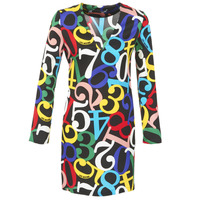 vaatteet Naiset Lyhyt mekko Love Moschino PICHANI Monivärinen