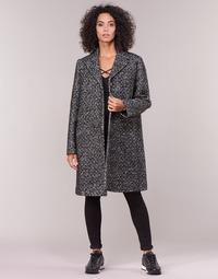 vaatteet Naiset Paksu takki Love Moschino MANSOI Grey