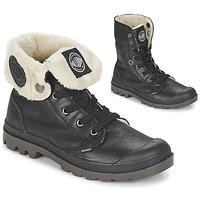 kengät Naiset Bootsit Palladium BAGGY LEATHER FS Black