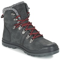 kengät Naiset Bootsit Palladium PALLABROUSSE HIKING Black