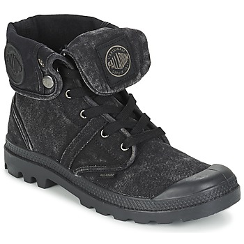 kengät Bootsit Palladium US BAGGY Black