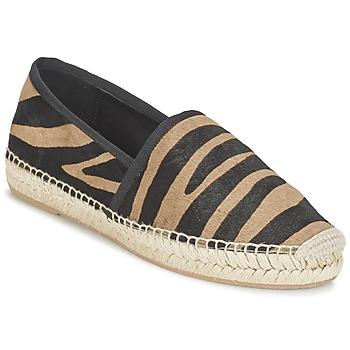 kengät Naiset Espadrillot Marc Jacobs SIENNA Black / CAMEL