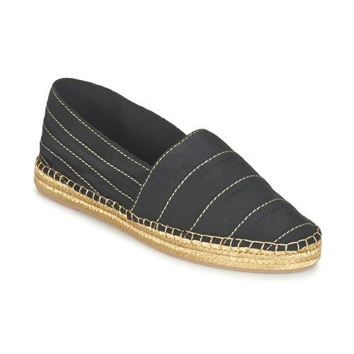 kengät Naiset Espadrillot Marc Jacobs SIENNA Black / Kulta