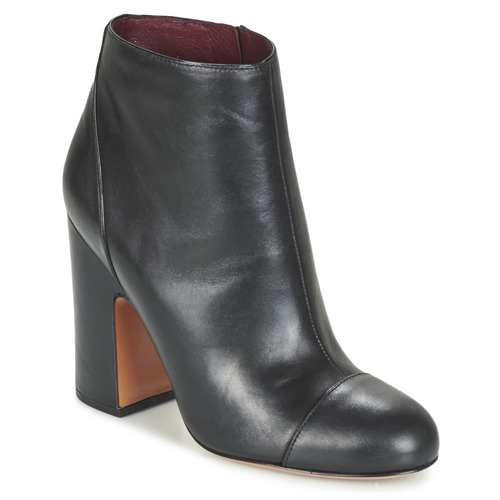 kengät Naiset Nilkkurit Marc Jacobs DOLLS CORA Black