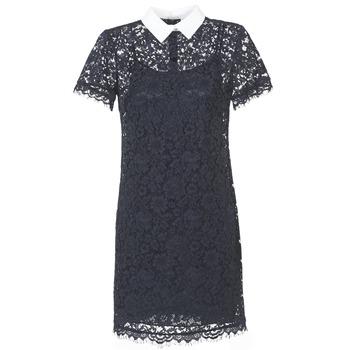 vaatteet Naiset Lyhyt mekko MICHAEL Michael Kors NEDRE Laivastonsininen