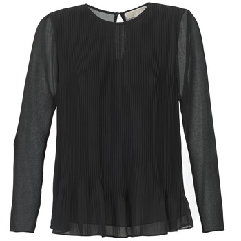 vaatteet Naiset Topit / Puserot MICHAEL Michael Kors SOSEN Black