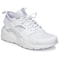 kengät Miehet Matalavartiset tennarit Nike AIR HUARACHE RUN ULTRA White
