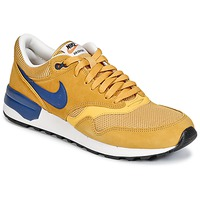 kengät Miehet Matalavartiset tennarit Nike AIR ODYSSEY Yellow / Blue